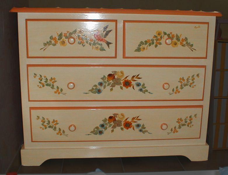 Les barbouilles de zaza archives du blog meubles neufs for Meubles peints