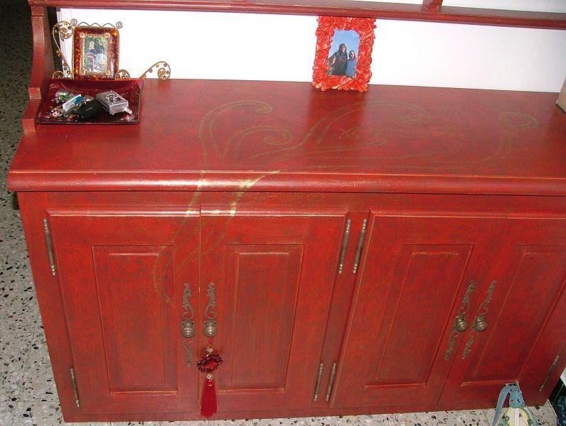 Les barbouilles de Zaza » Archives du Blog » meubles repeints